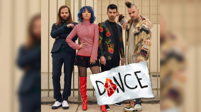 """DANCE"" by DNCE – Out Tomorrow!"