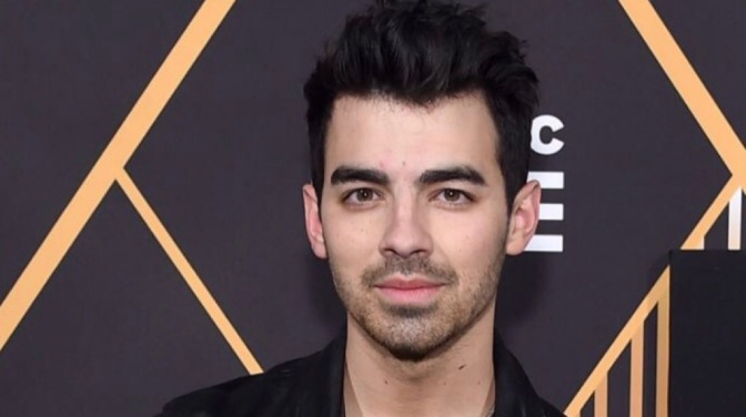 Joe Jonas attends the Republic Records Grammy Awards Pre-Party!