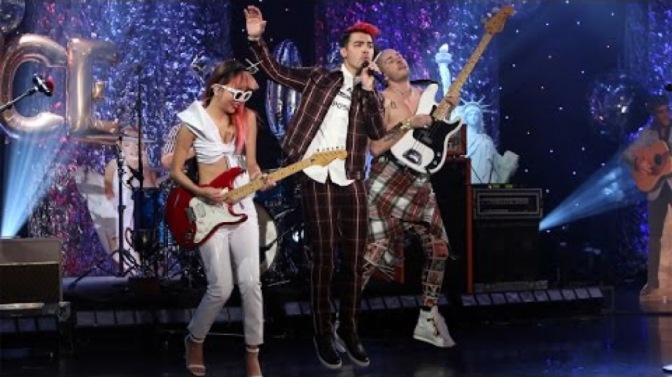 DNCE to Perform on the Ellen DeGeneres Show!