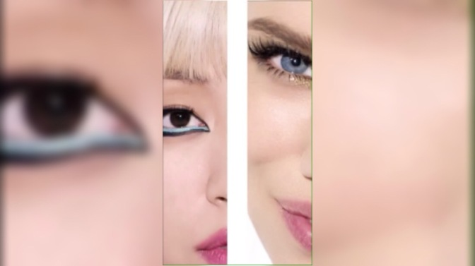 JinJoo Lee Teams Up With Makeup Forever For New Ultra HD Campaign