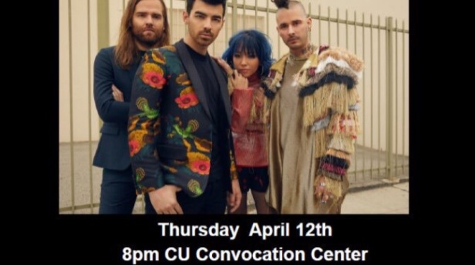 DNCE to Perform at Campbell University's Annual Spring Concert