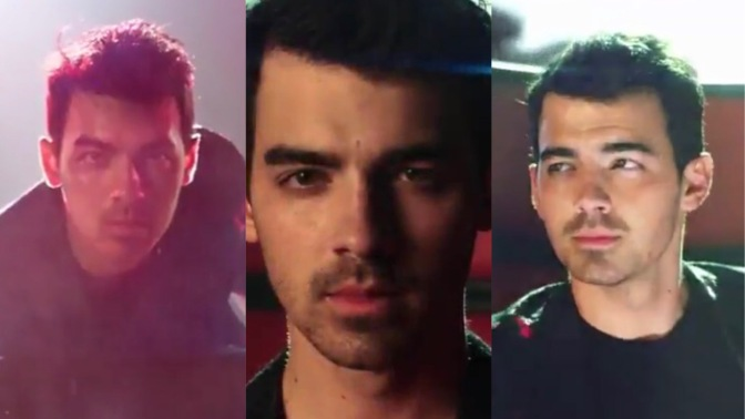 "Joe Jonas Dominates The Newest ""The Voice"" Australia Promo!"