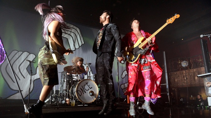 DNCE to Perform at William and Mary Univeristy's Annual Spring Concert
