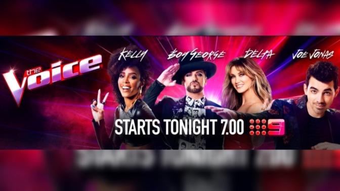 Tune Into The Voice Australia Tonight to Catch Coach Joe Jonas