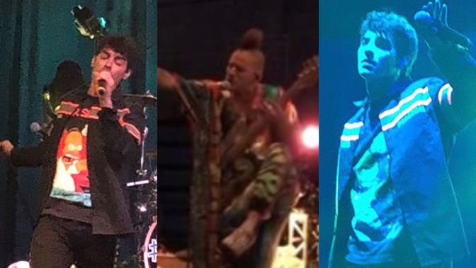DNCE Perform at Univeristy of North Georgia