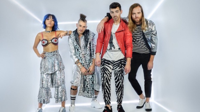 DNCE Drop New Shoe Collection With K-Swiss and Journeys