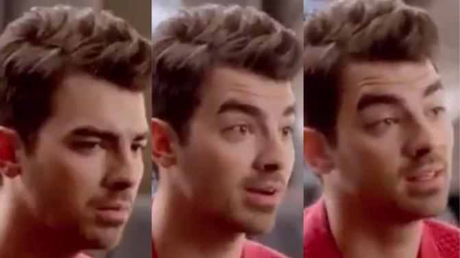 Joe Jonas Talks With The Voice Australia