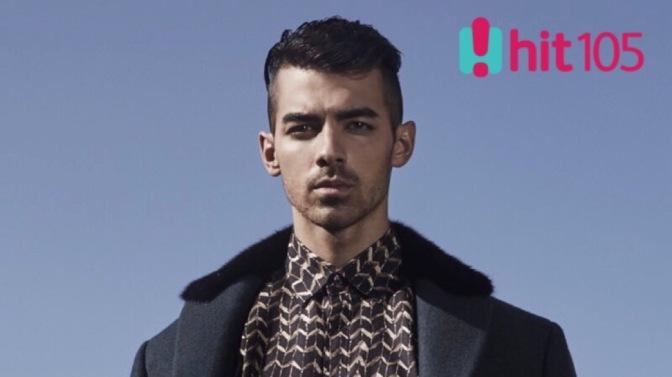 Joe Jonas Talks With Hit 105 Brisbane