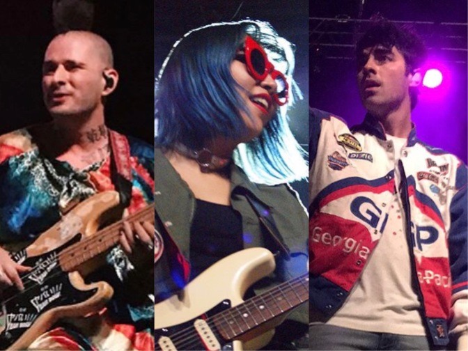 DNCE Perform at the College of William & Mary