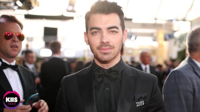 Joe Jonas Talks With KIIS 106.5
