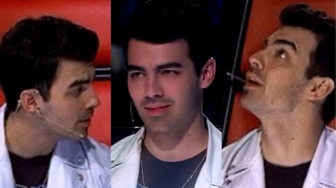 Joe Jonas Adds Another Member To #TeamJoe on The Voice Australia