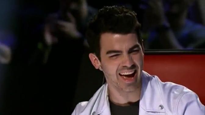 Joe Jonas Coaches on Night 9 of The Voice AU Blind Auditions