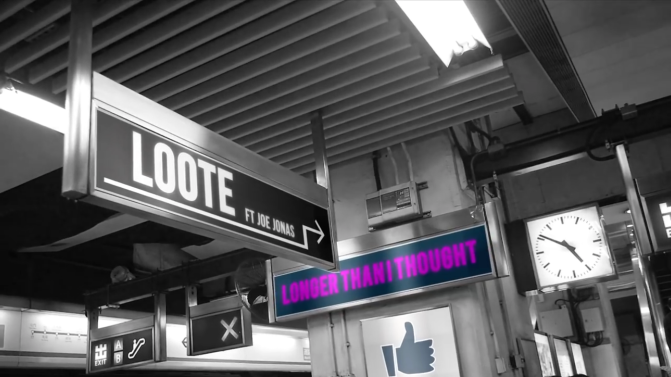 """Longer Than I Thought"" by Loote Ft. Joe Jonas – Official Lyric Video"