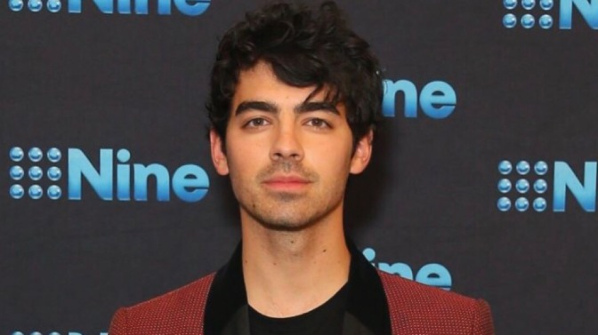 Joe Jonas Attends 'Nine All Stars' Event in Sydney