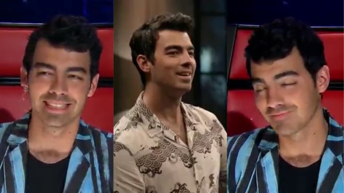 Joe Jonas on the Final Night of 'Battles' on The Voice AU
