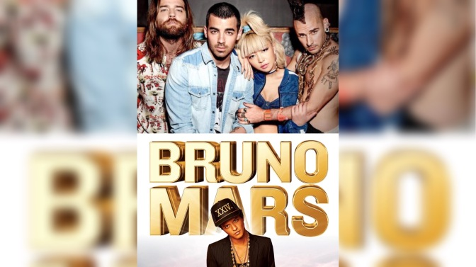DNCE to Support Bruno Mars in Dublin