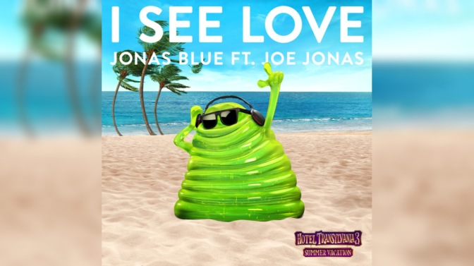 """I See Love"" by Jonas Blue Ft. Joe Jonas – Available Now"