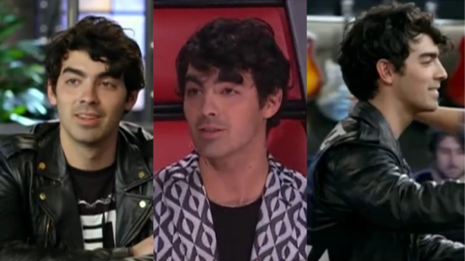 "Joe Jonas on the Semi-Finals of ""The Voice Australia"""