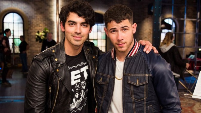 Joe Jonas Talks About Working With Nick Jonas on the Voice Australia