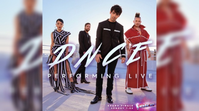 DNCE to Perform on The Voice Australia