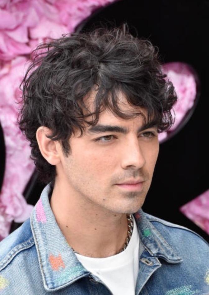 Joe Jonas Attends The Dior Fashion Show in Paris, France!