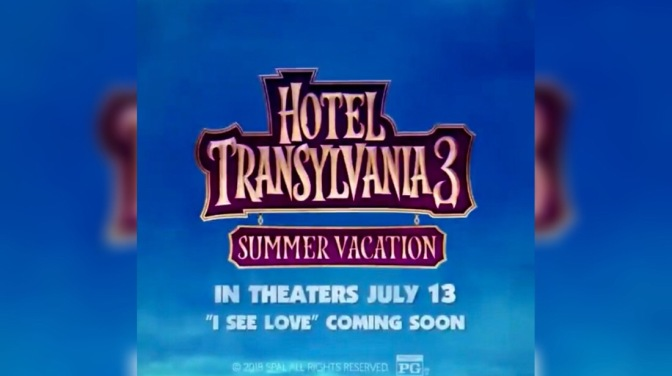 """I See Love"" by Jonas Blue ft. Joe Jonas – Coming Soon for Hotel Transylvania 3"