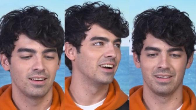Joe Jonas Talks With Planet 1UP