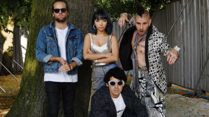 DNCE Talk With Fault Magazine