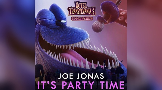 """It's Party Time"" by Joe Jonas – Out Now"