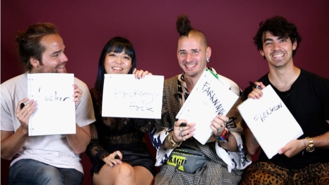 DNCE Play BuzzFeed's BFF Test