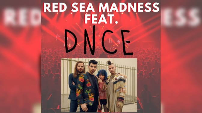 DNCE to Perform at Fairfield University's Red Sea Madness Concert