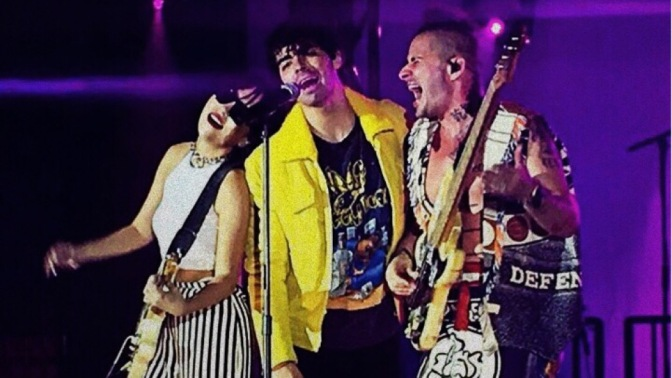 DNCE Perform at Fairfield University