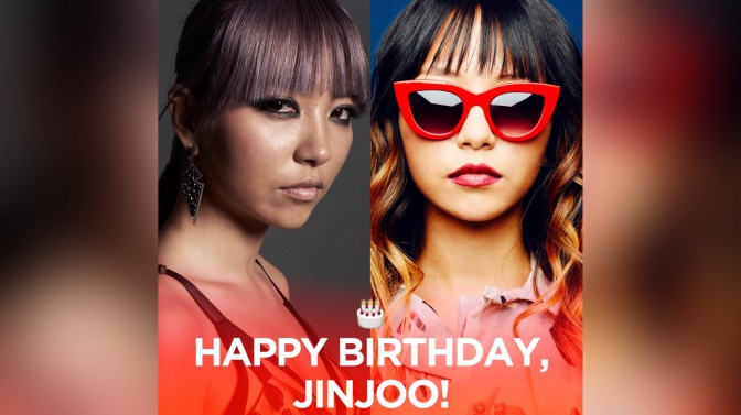 Happy Birthday JinJoo Lee!