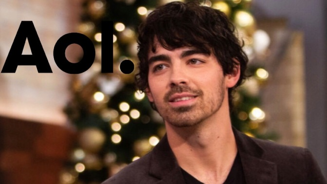 Joe Jonas Talks With AOL