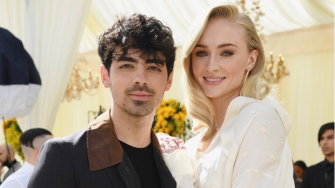Joe Jonas Attends 2019 Roc Nation Pre-Grammy Brunch